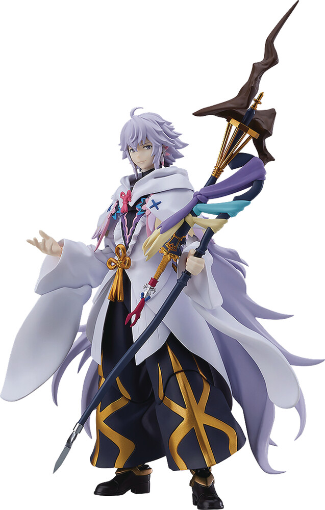 Good Smile Company - Good Smile Company - Fate Grand Order Absolute Demonic Front MerlinFigma Action Figure