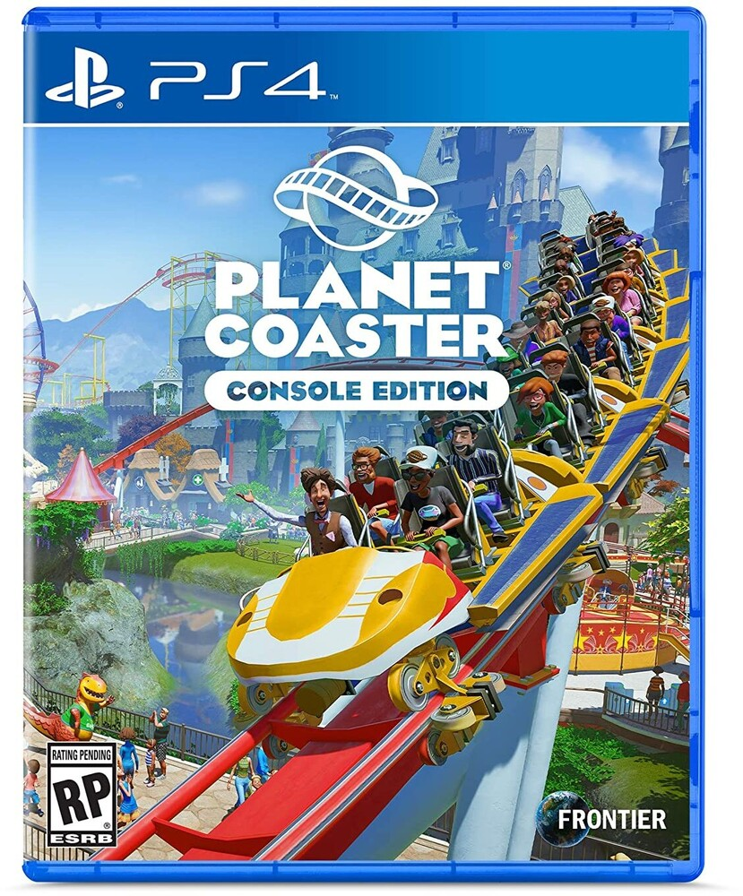 Ps4 Planet Coaster - Ps4 Planet Coaster