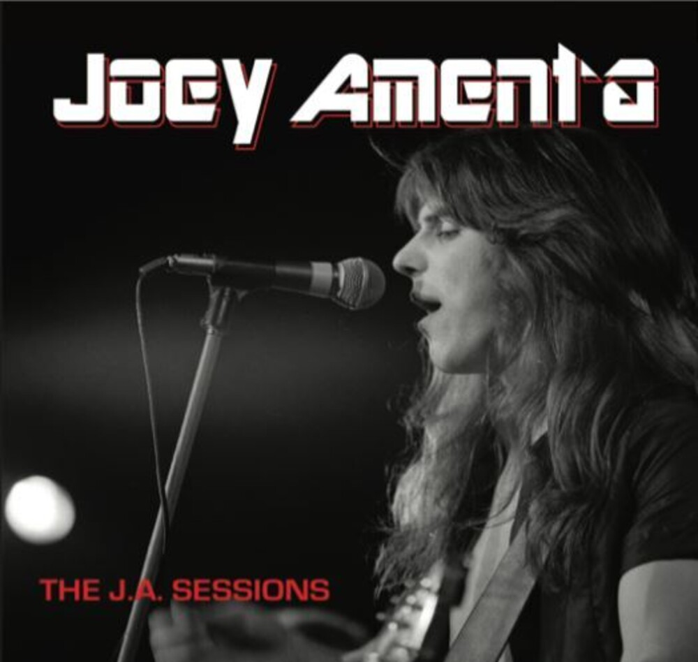 Joey Amenta Taste - J.A. Sessions (Aus)