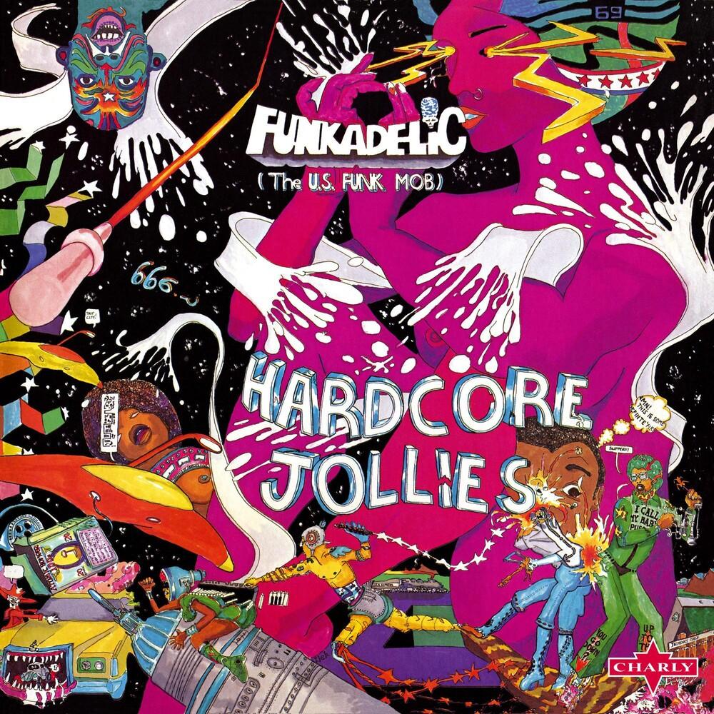 Funkadelic - Hardcore Jollies (Deluxe Mediabook Cd) [Deluxe]