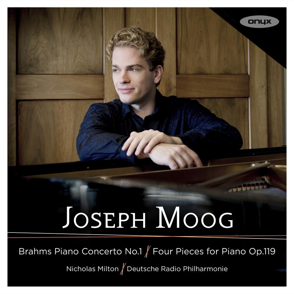 Joseph Moog - Brahms: Piano Concerto No. 1