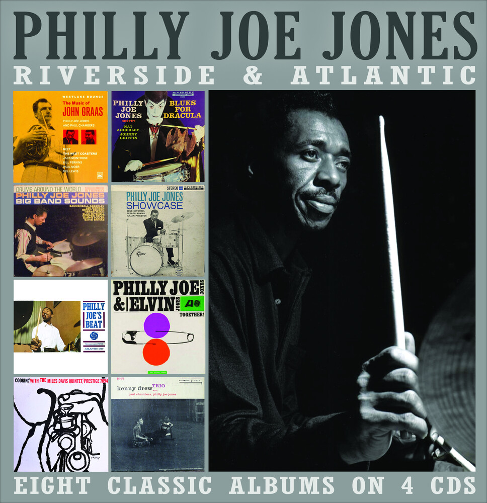 Philly Jones Joe - Riverside & Atlantic