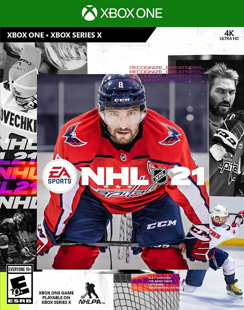 Xb1 NHL 21 - NHL 21 for Xbox One