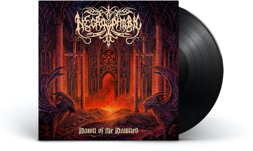 Necrophobic - Dawn Of The Damned [LP]