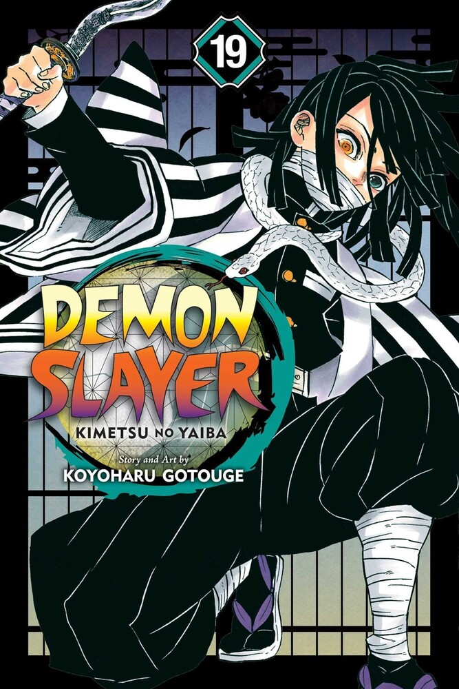 Gotouge, Koyoharu - Demon Slayer: Kimetsu no Yaiba, Vol. 19
