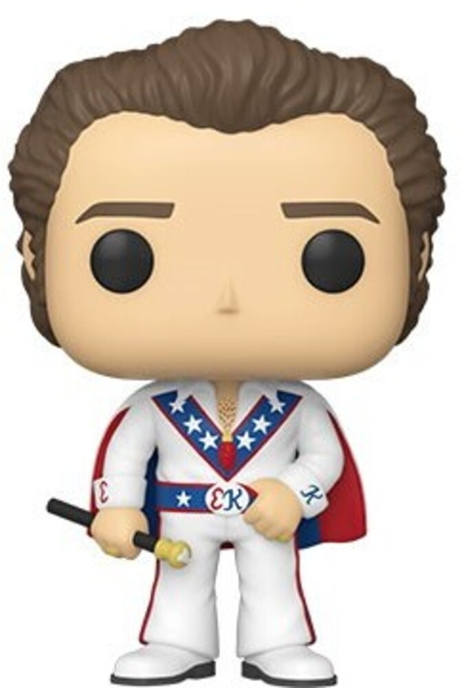 Funko Pop! Icons: - FUNKO POP! ICONS: Evel Knievel w/Cape (Styles May Vary)