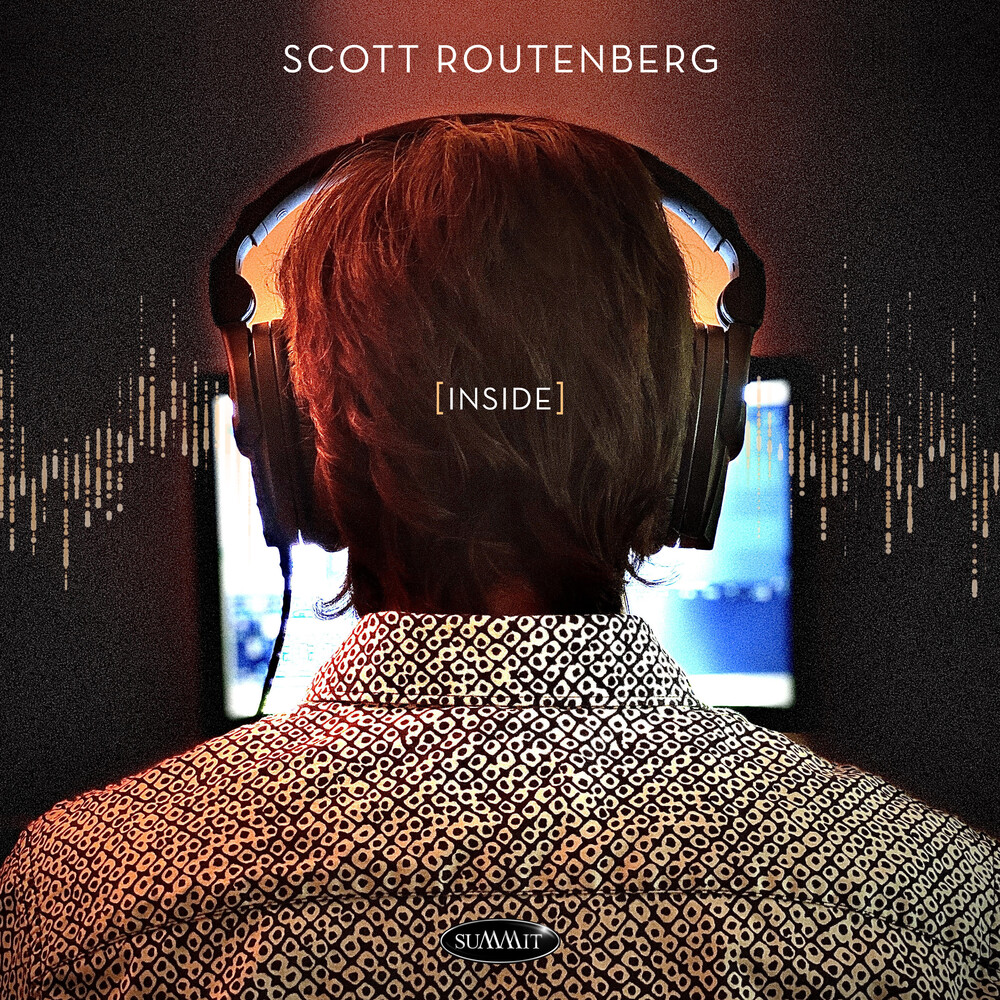 Scott Routenberg - Inside