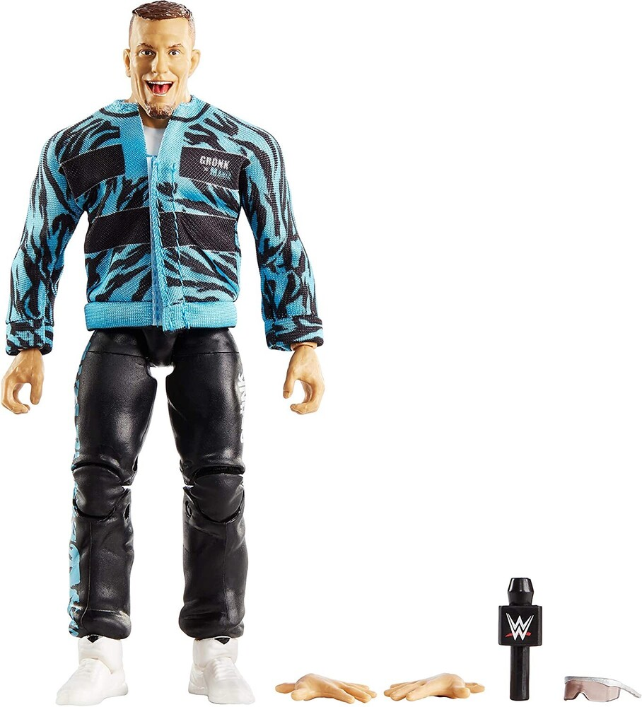 WWE - Mattel Collectible - WWE Elite Figure Rob Gronkowski