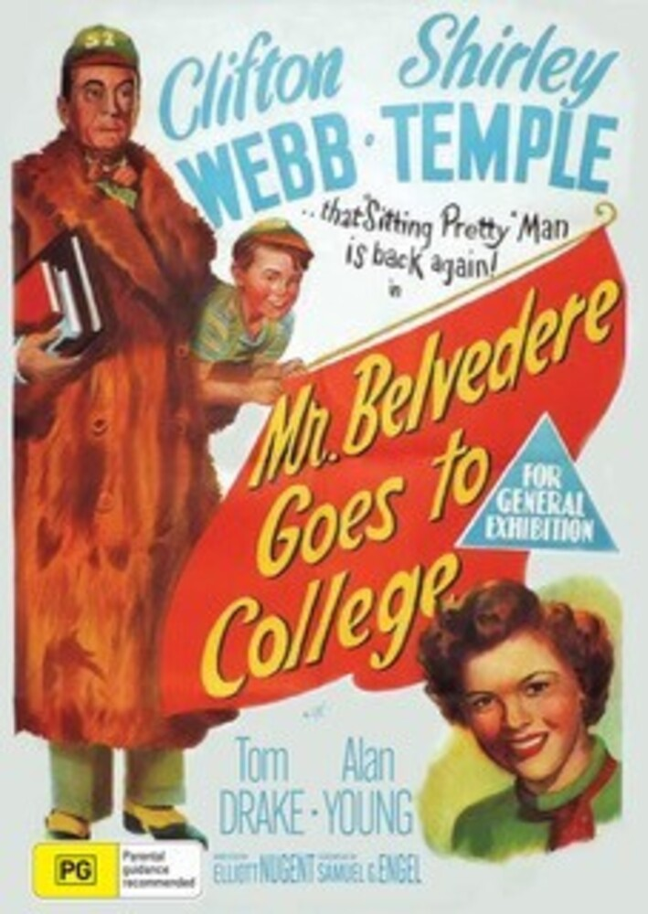 Mr Belvedere Goes to College - Mr Belvedere Goes To College / (Aus Ntr0)