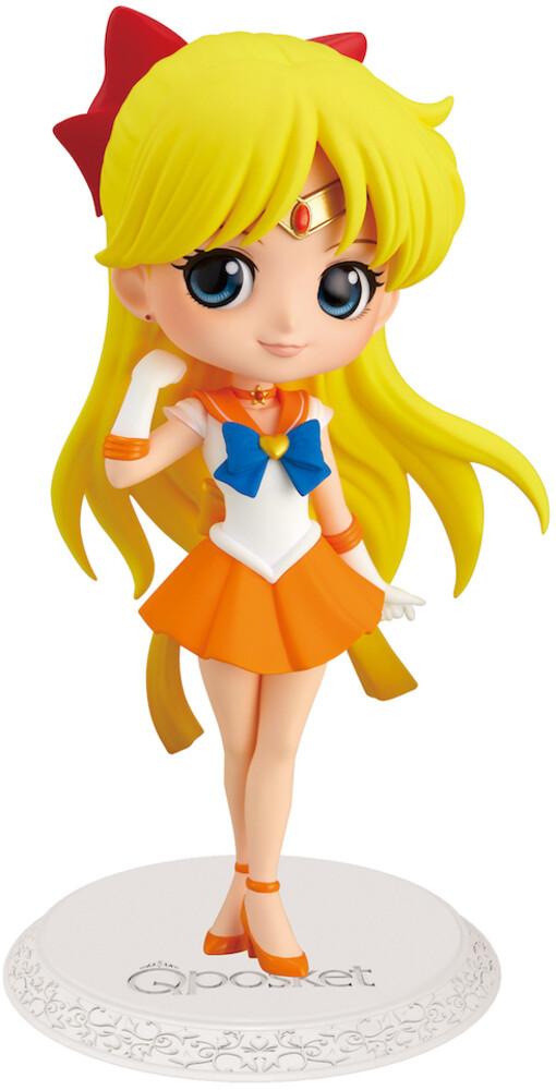 Banpresto - BanPresto - Movie Sailor Moon Eternal Sailor Venus Q posket FigureVersion 1