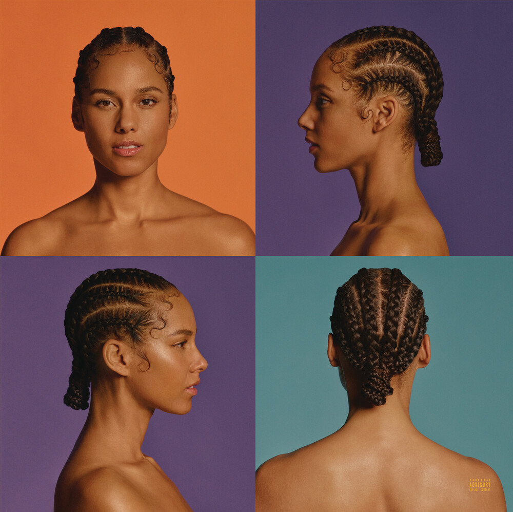 Alicia Keys - Alicia [Colored Vinyl] (Gate) (Ofv) (Wht) (Dli)