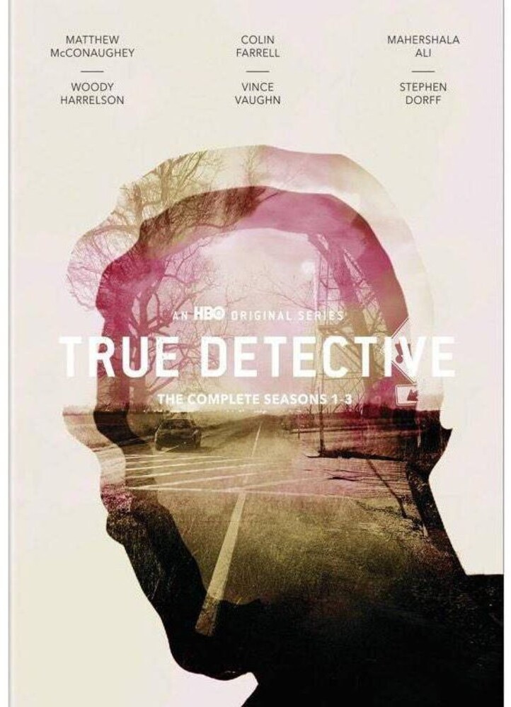 Michelle Monaghan - True Detective: The Complete Seasons 1-3