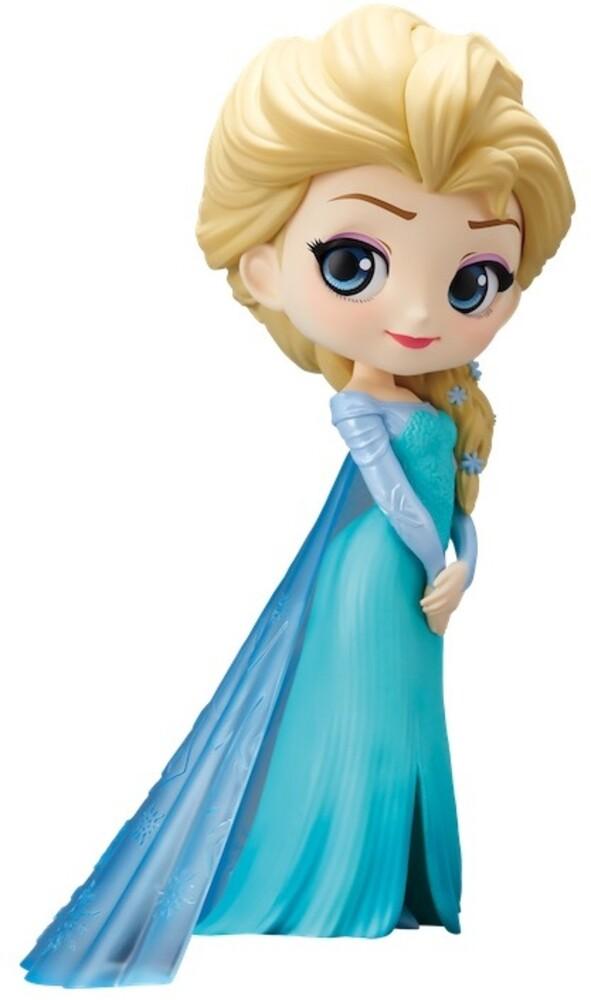Banpresto - BanPresto - Disney Elsa Q posket Figure