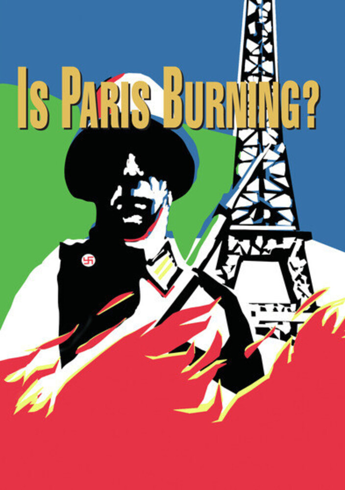 Gert Fr Be - Is Paris Burning?