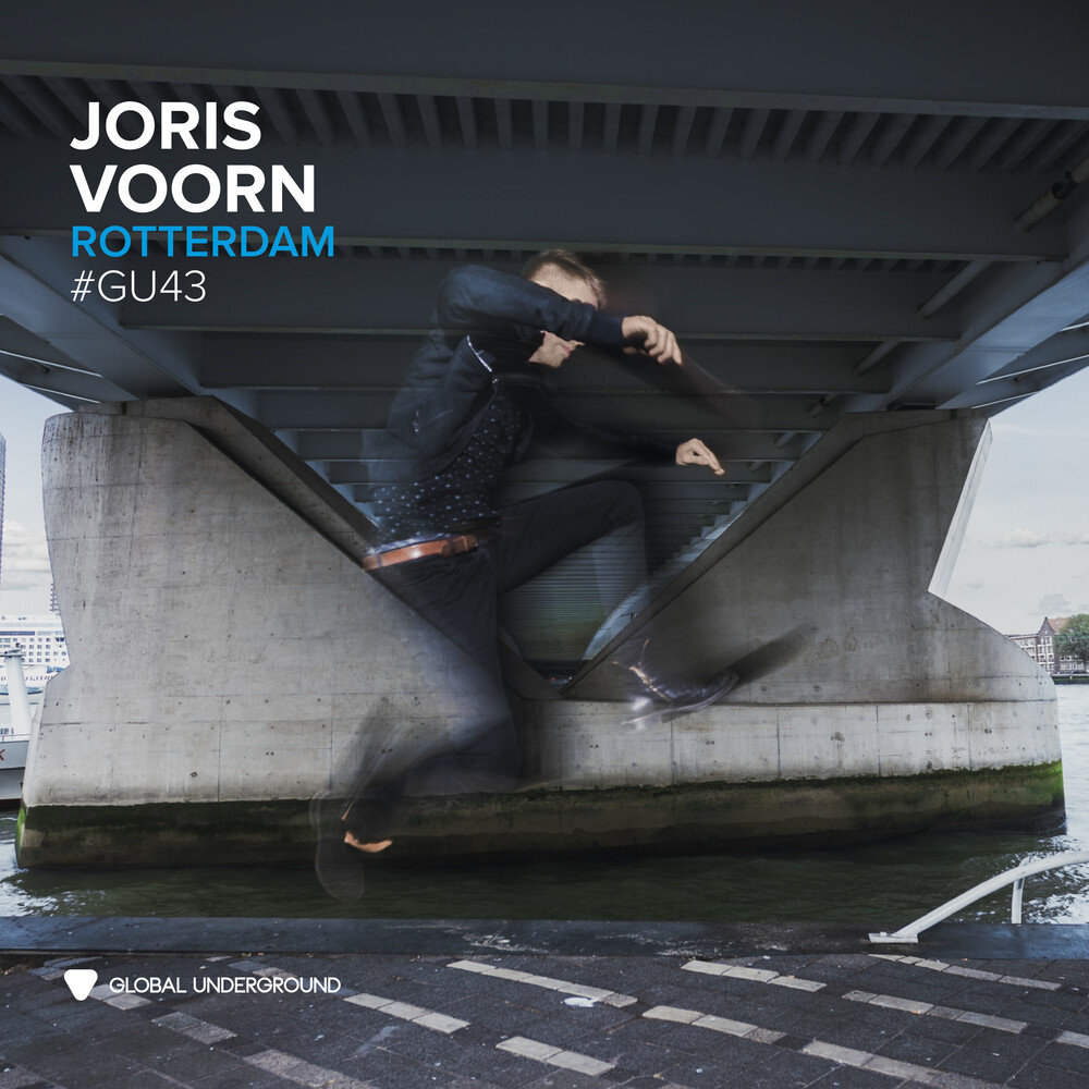 Joris Voorn - Global Underground 43: Rotterdam (Uk)