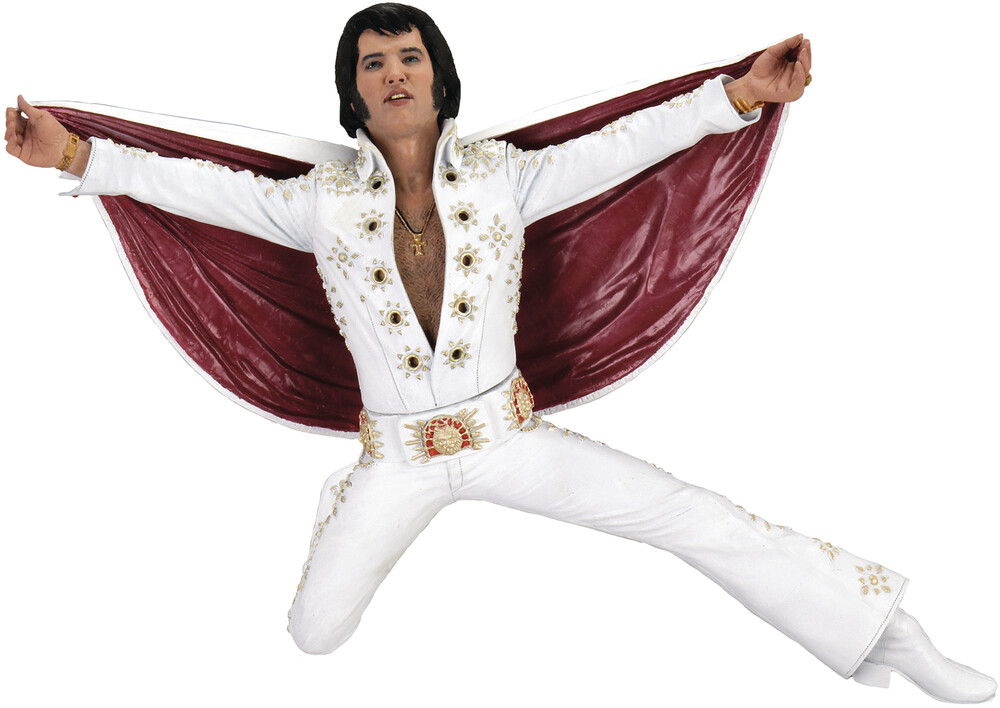- NECA - Elvis Presley Live 1972 7 Action Figure