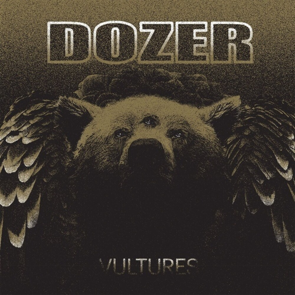 Dozer - Vultures [Colored Vinyl] (Gold)