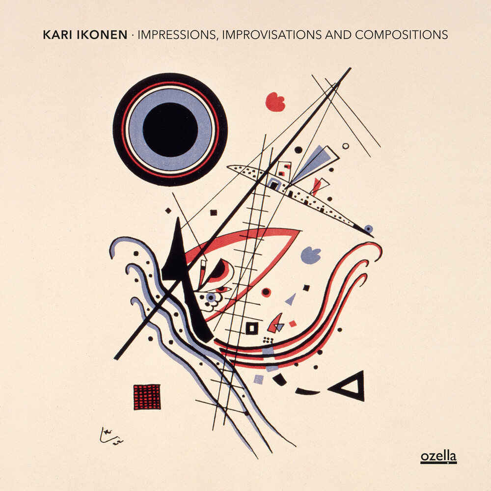 Kari Ikonen - Impressions Improvisations And Compositions