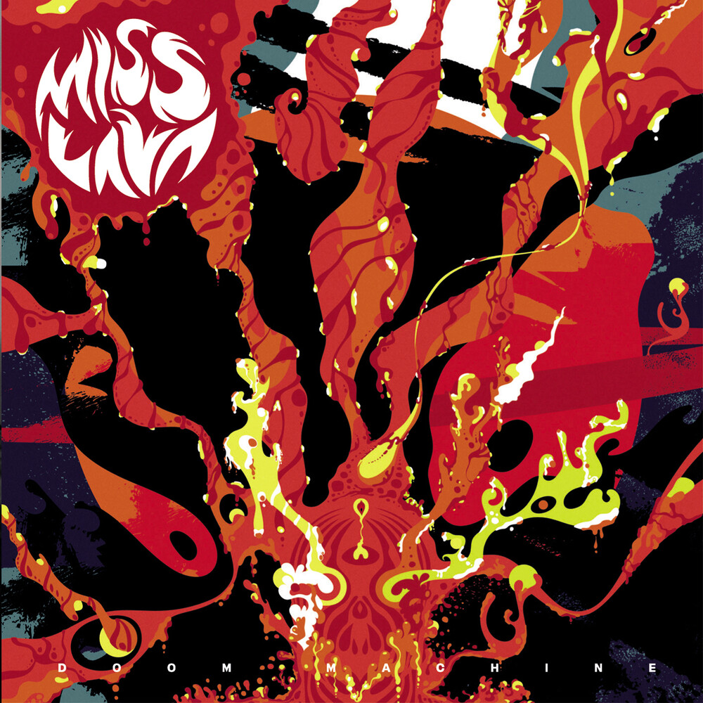 Miss Lava - Doom Machine