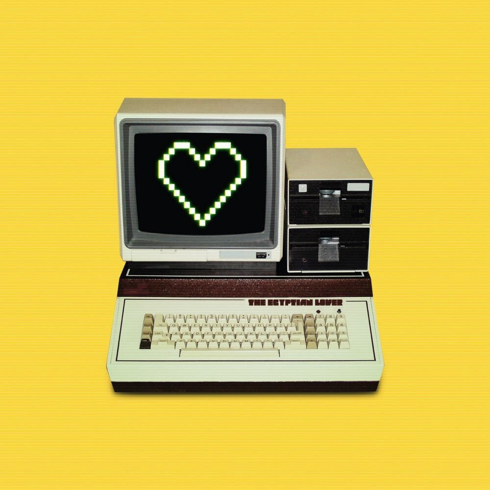 Egyptian Lover - Computer Love