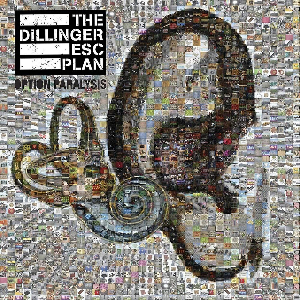 Dillinger Escape Plan - Option Paralysis [Colored Vinyl] [Limited Edition]