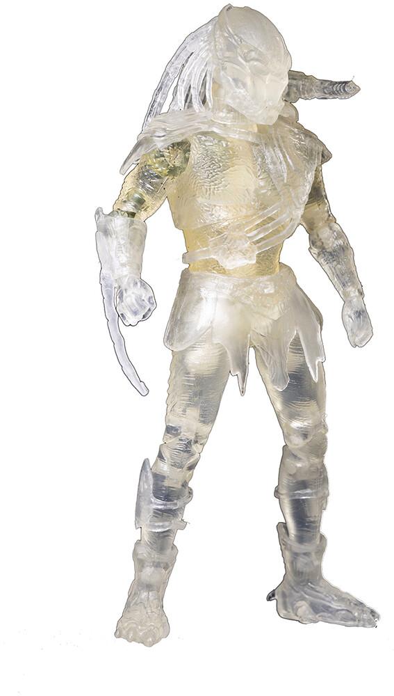 Hiya Toys - Hiya Toys - Predators Invisible Berserker Px 1/18 Scale Figure