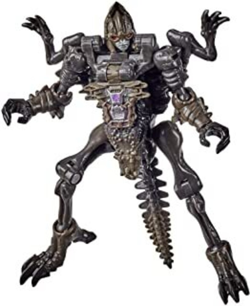 Tra Gen Wfc K Core Decepticon Fossil - Hasbro Collectibles - Transformers Generations War For Cybertron KCore Decepticon Fossil