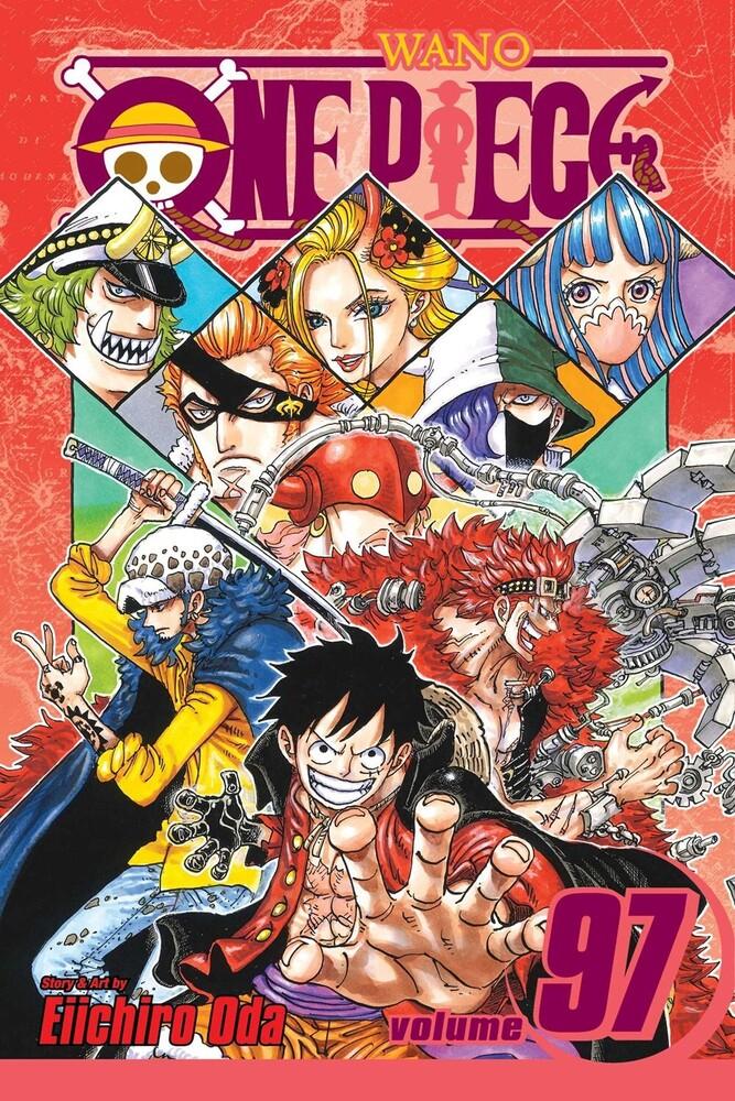 Oda, Eiichiro - One Piece, Vol. 97