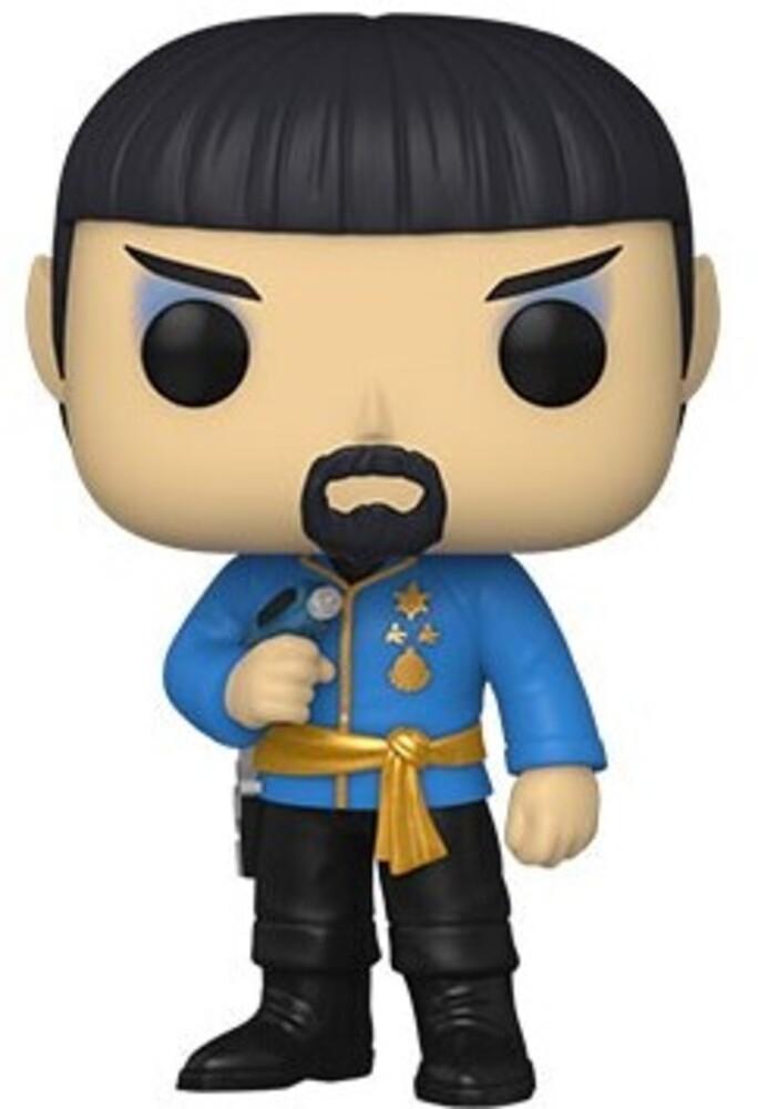 - Star Trek- Spock (Mirror Mirror Outfit) (Vfig)