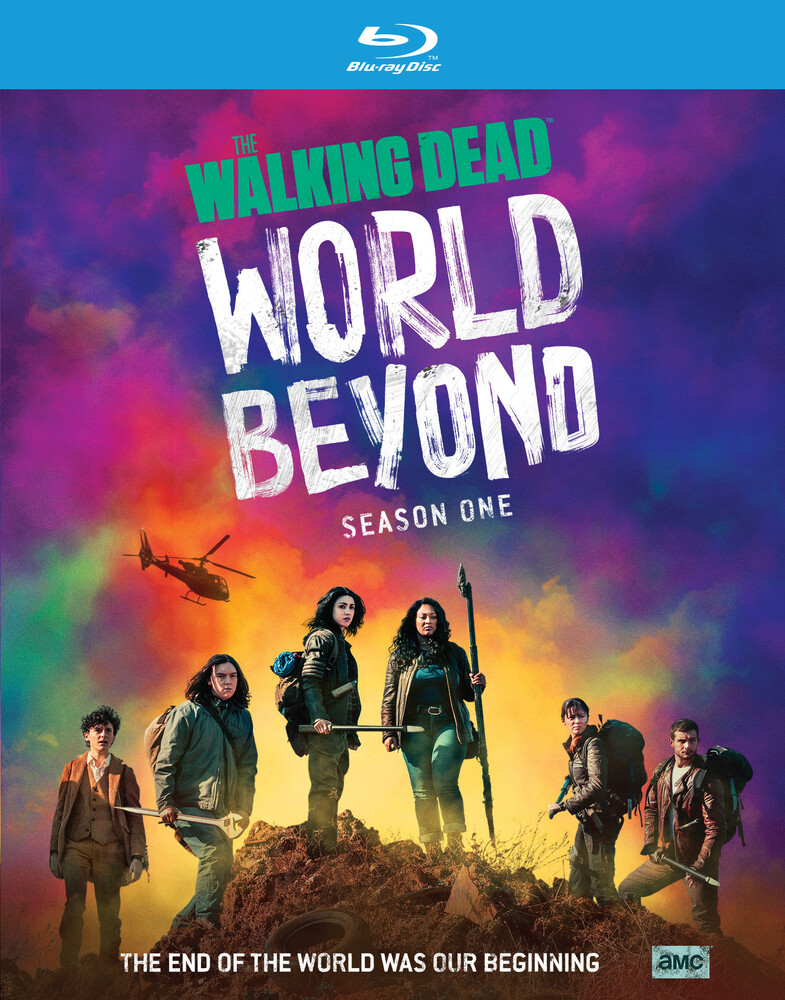 Walking Dead: The World Beyond/Season 01/Bd - Walking Dead: The World Beyond/Season 01/Bd (3pc)