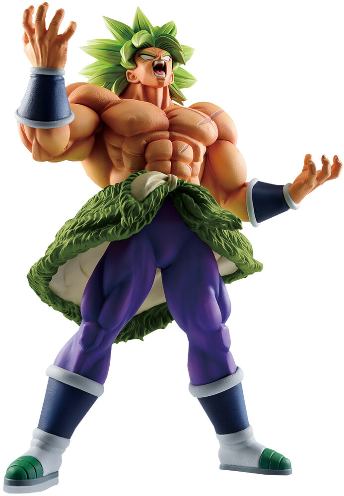 - Ichiban - Dragon Ball Full Power Super Saiyan Broly (vs Omnibus Z),Bandai Ichibansho Figure
