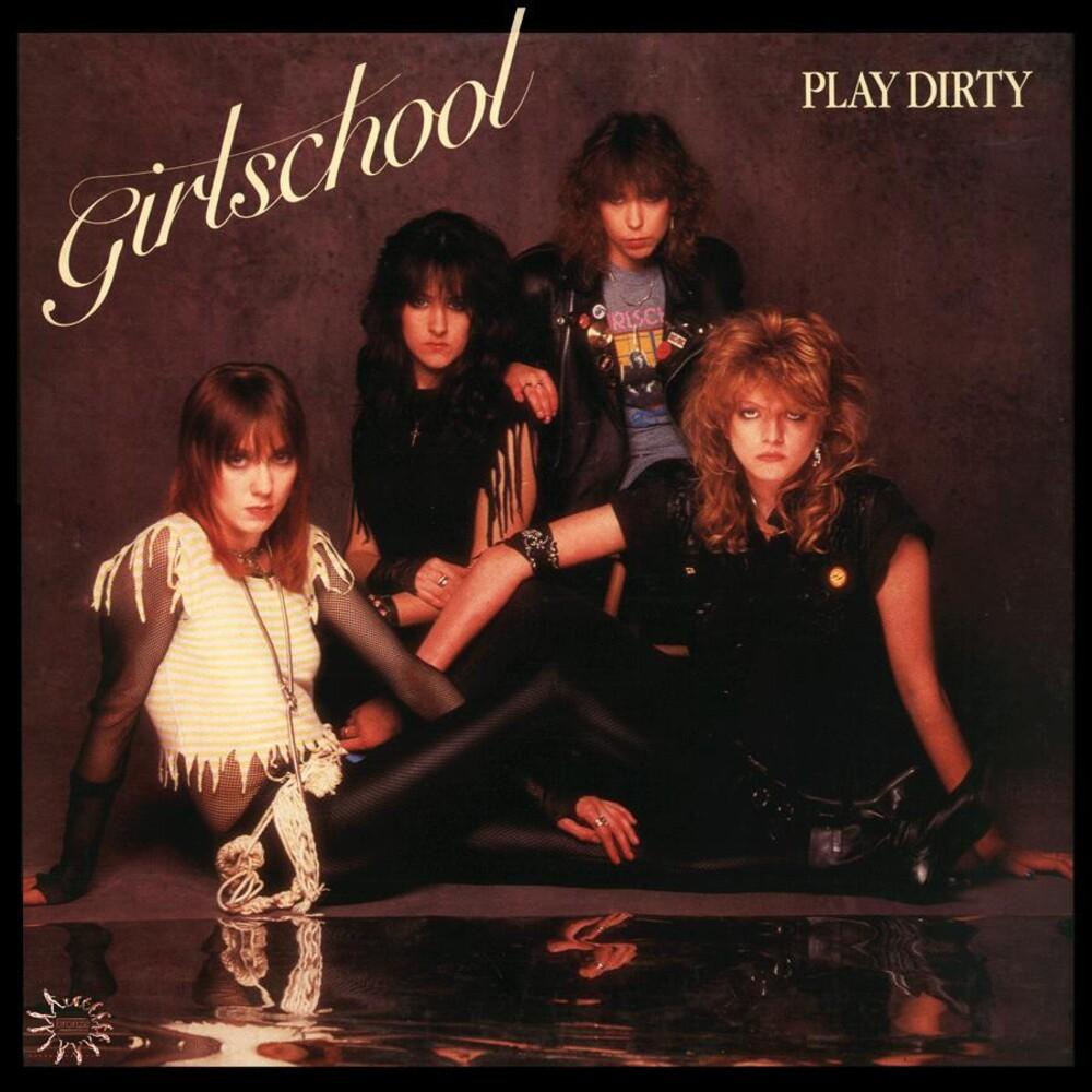Girlschool - Play Dirty (Gate) [180 Gram]