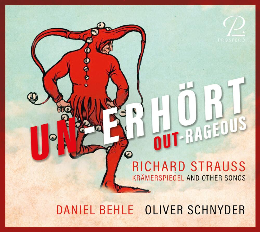 Strauss / Behle / Schnyder - Un Erhort