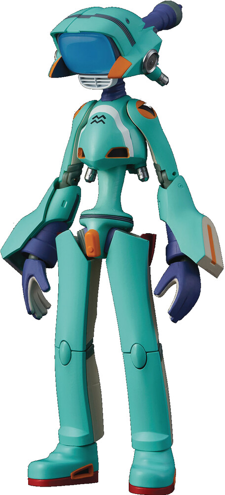 1000 Toys - 1000 Toys - FLCL Canti PX Action Figure Blue Version (Net)