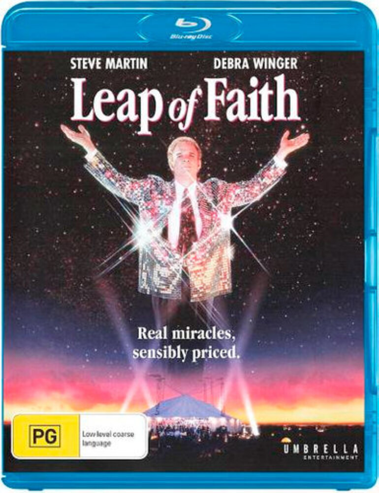 - Leap Of Faith / (Aus)