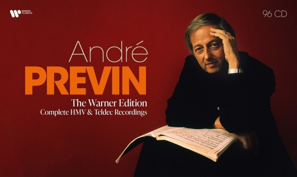 Andre Previn - Complete Warner Recordings (Box)