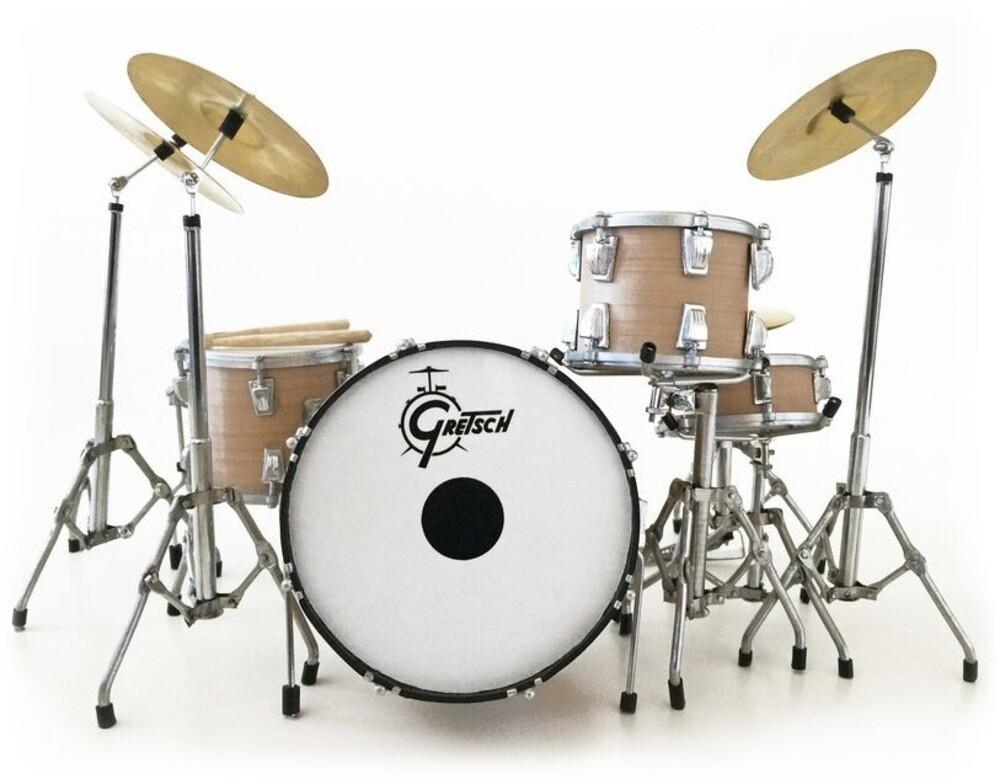 - Charlie Watts Rolling Stones Gretsch Mini Drum Kit
