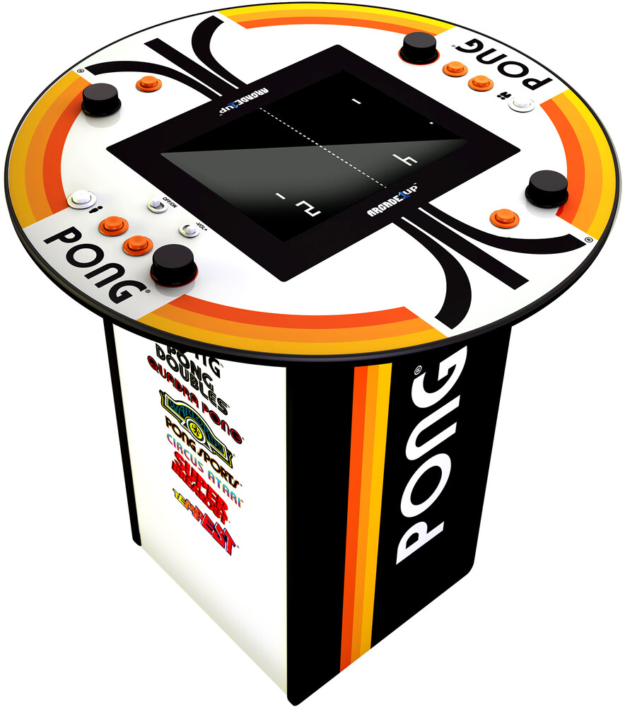 - Pong Pub Table 8in1 4 Player