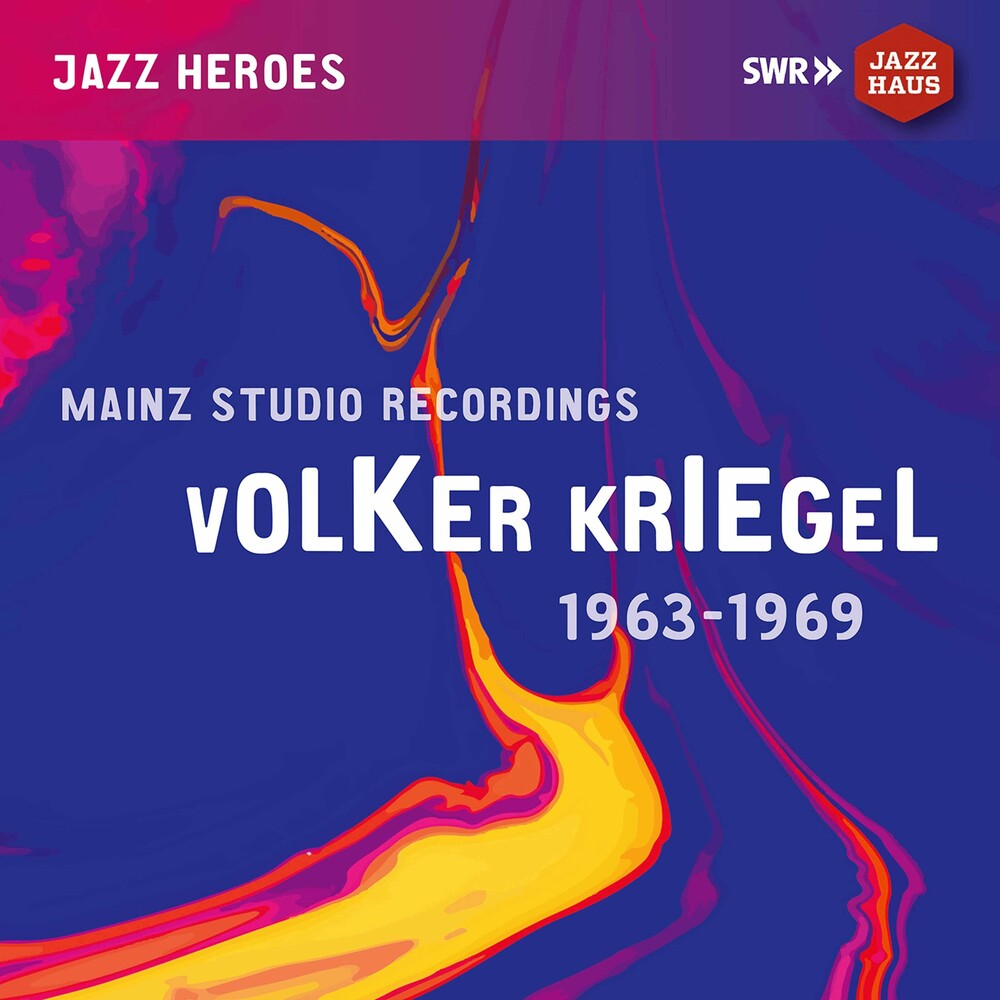 Mainz Studio Recordings 1963 / Various - Mainz Studio Recordings 1963 / Various