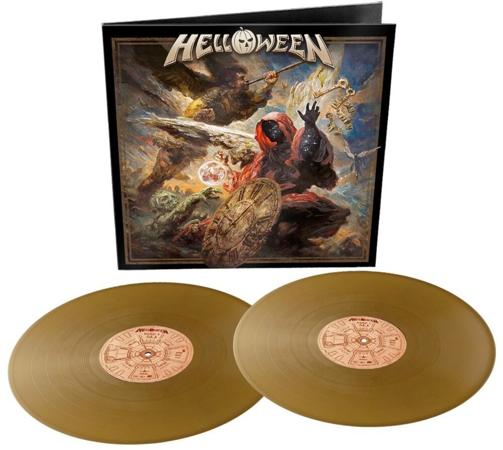 Helloween - Helloween (Gold Vinyl) [Colored Vinyl] (Gol)