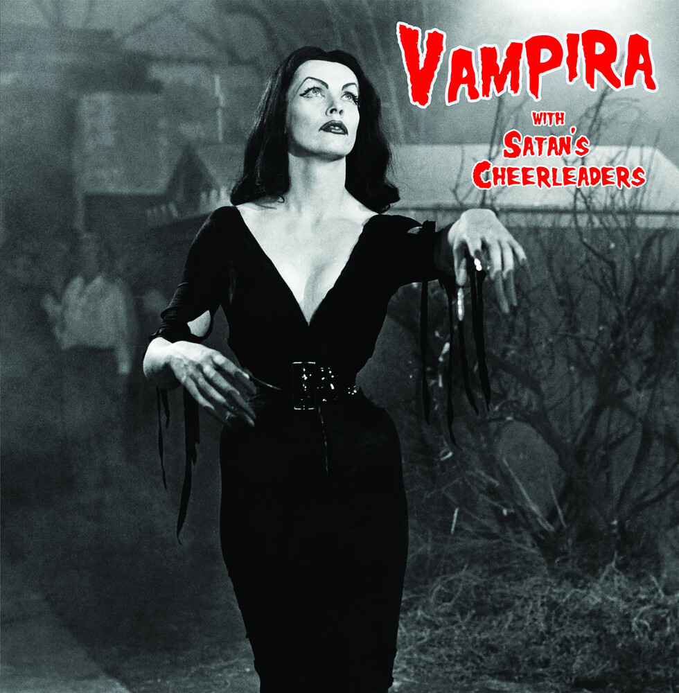 Vampira With Satan's Cheerleaders / O.S.T. (Colv) - Vampira With Satan's Cheerleaders / O.S.T. [Colored Vinyl]