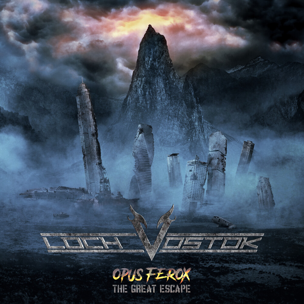 Loch Vostok - Opus Ferox - The Great Escape (Bonus Track)