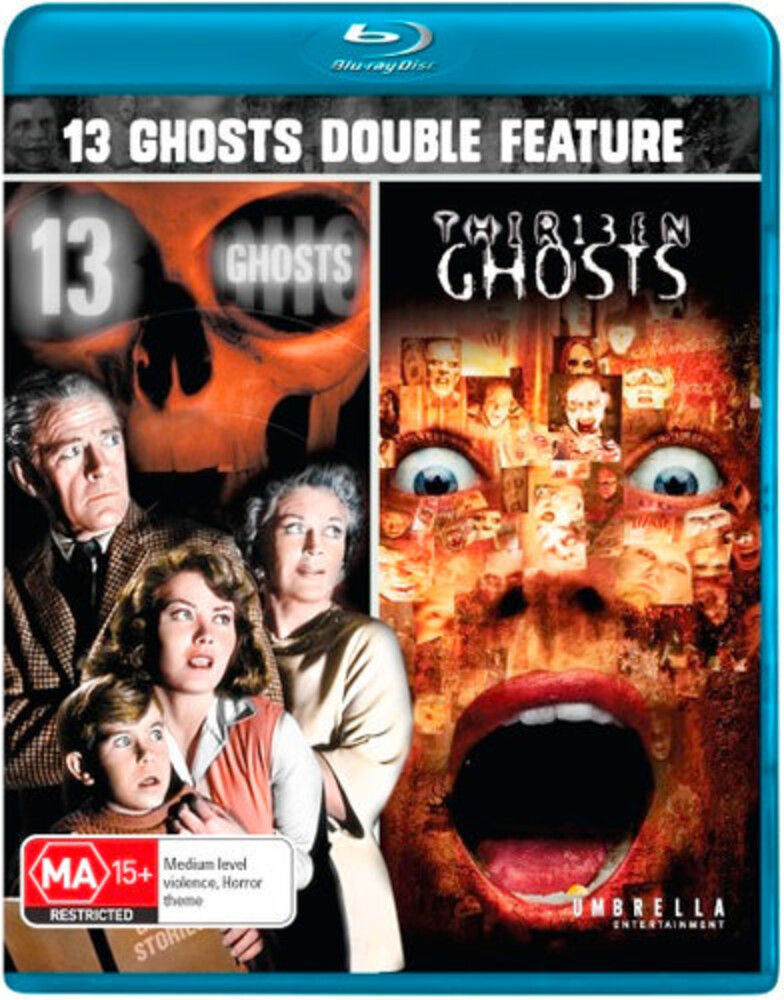 - 13 Ghosts (1960 & 2001) / (Aus)