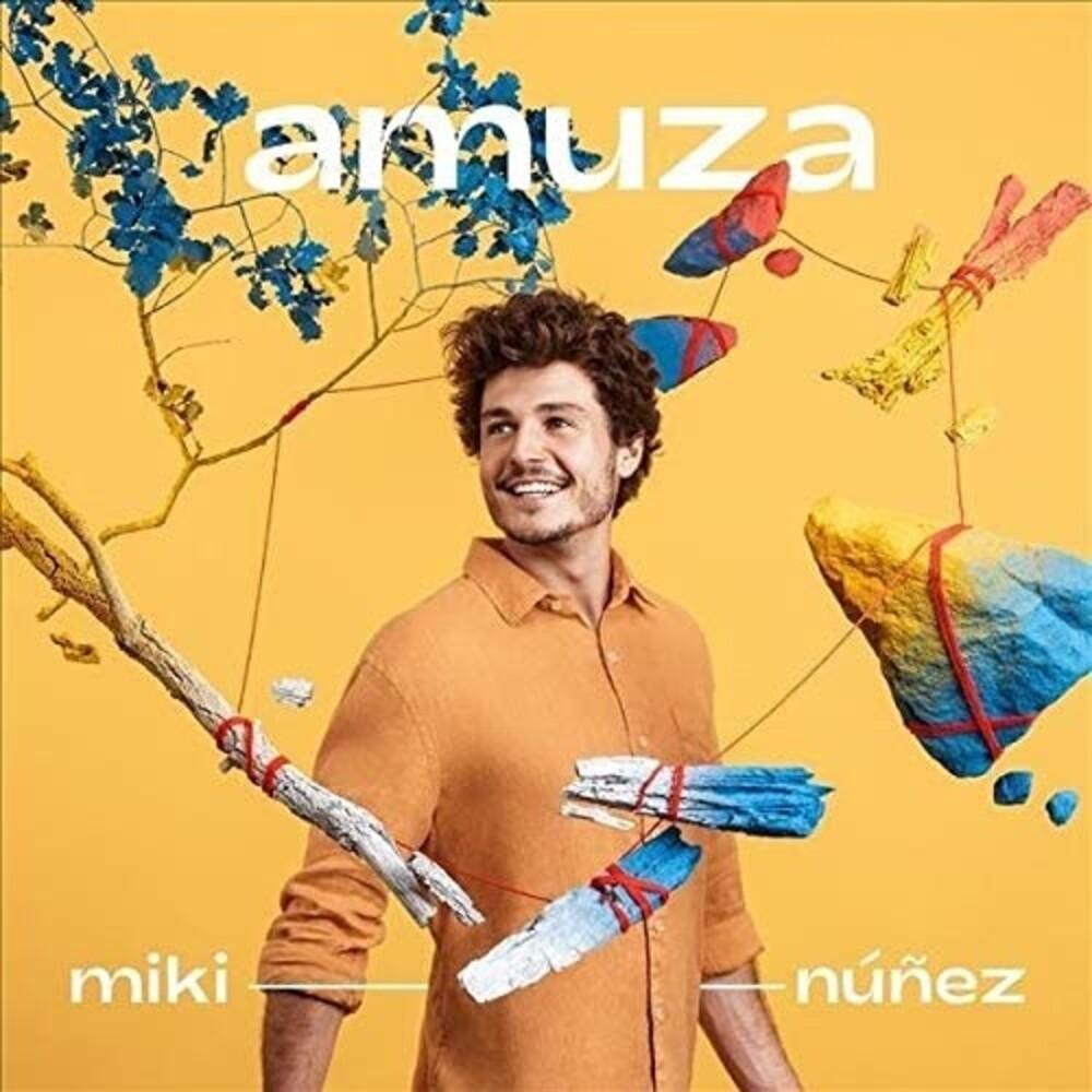 Miki Núñez - Amuza (Jewel Reposiciones) (Spa)