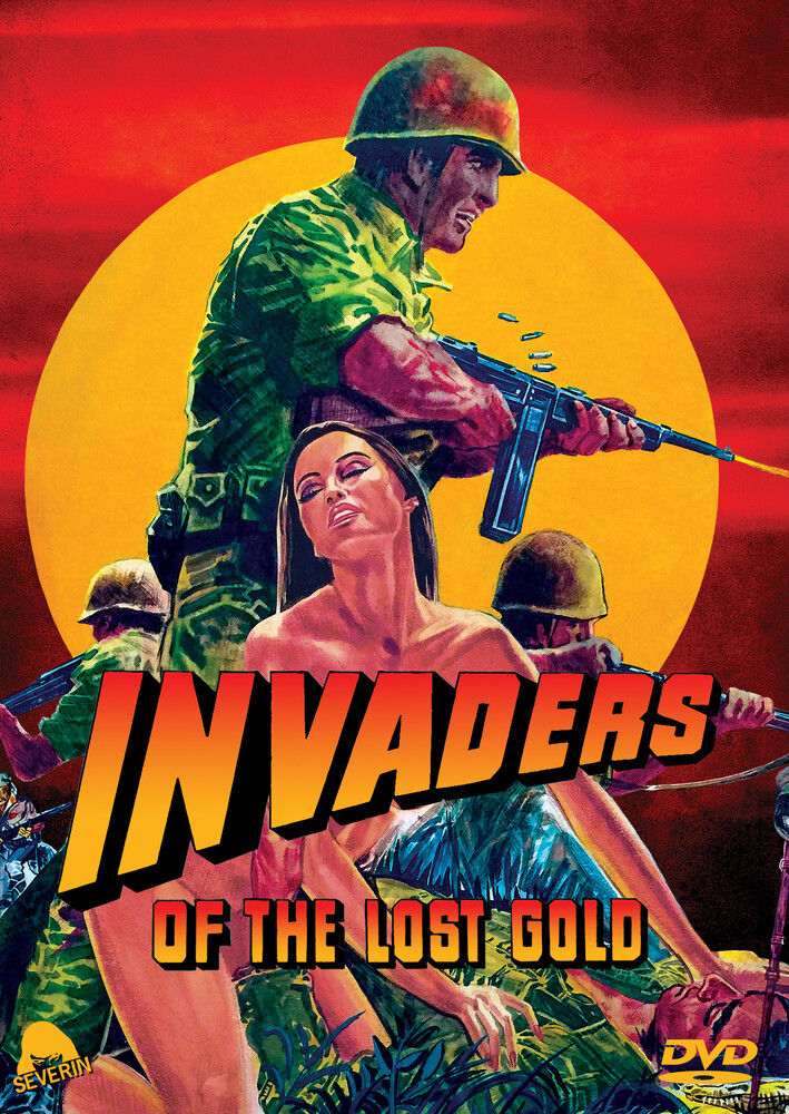 - Invaders of the Lost Gold