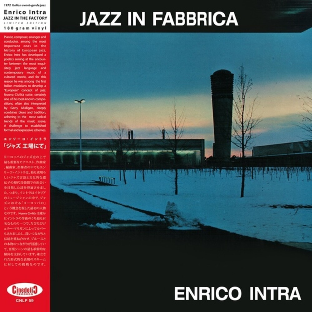 Enrico Intra - Jazz In Fabbrica