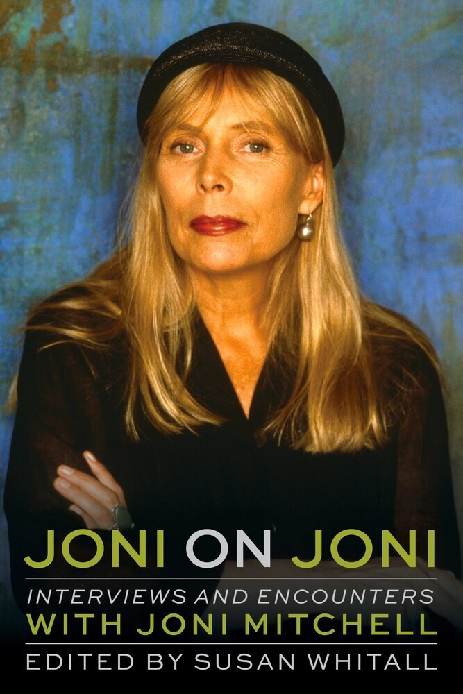 Susan Whitall - Joni On Joni (Ppbk)