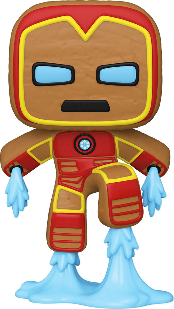 Funko Pop! Marvel: - Holiday- Iron Man (Vfig)
