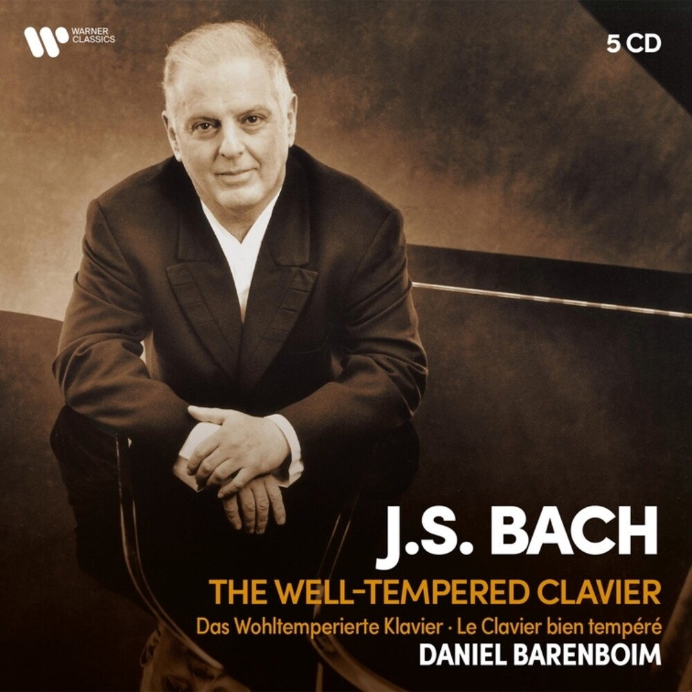 - Bach: The Well-Tempered Clavier