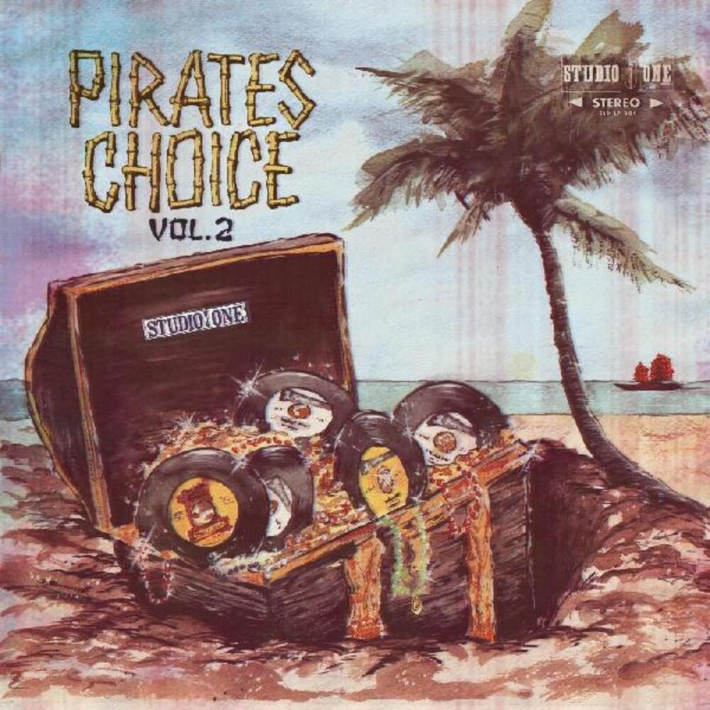 Pirates Choice Vol 2 / Various - Pirates Choice Vol 2 / Various (Aus)